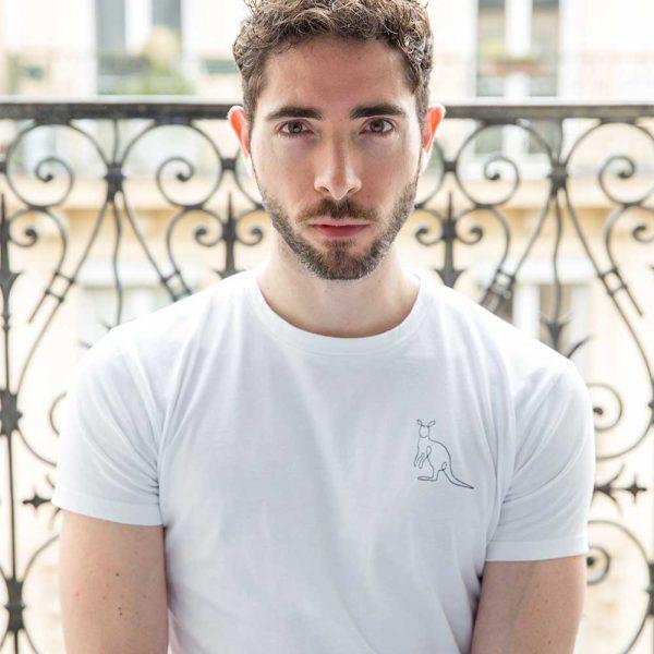 T-shirt brodé - Arkhé
